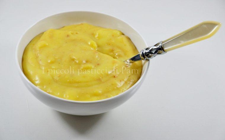 Crema pasticcera alle nocciole, ricetta dolce