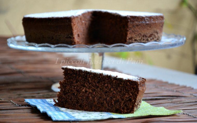 Torta sette vasetti al cacao, ricetta dolce