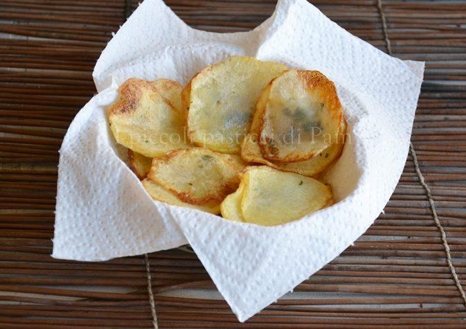Doppie chips alle erbe