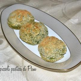Polpette di patate e spinaci al forno, ricetta facile