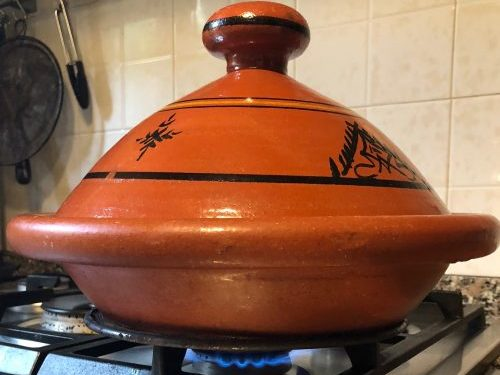 COME SI USA LA TAJINE