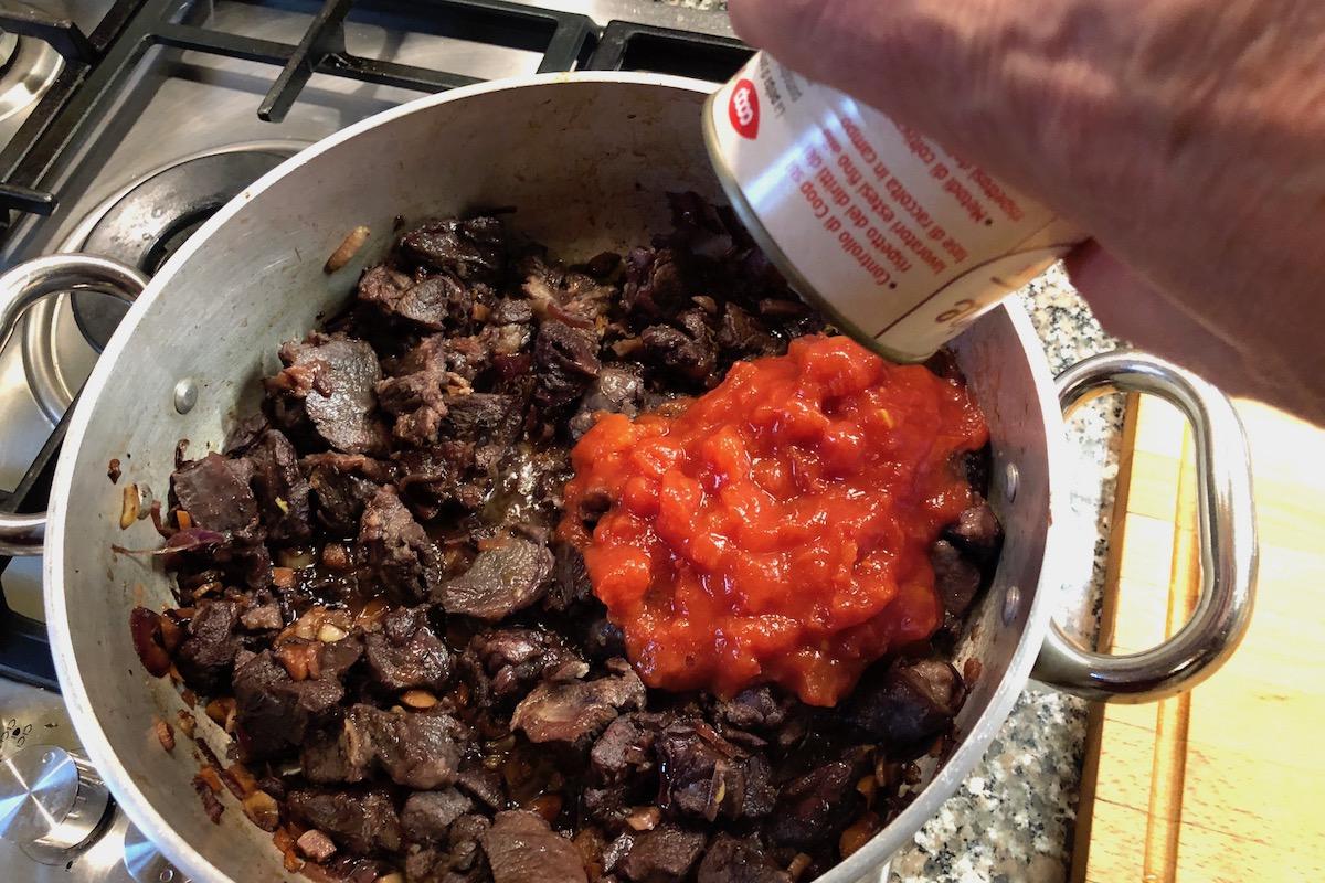 Cinghiale In Umido La Cucina Di Piero Tradizione Toscana