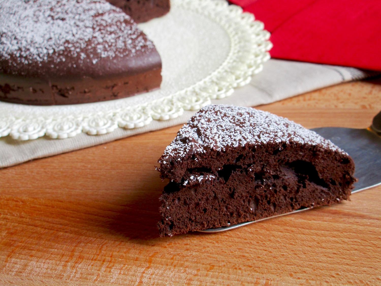 Torta al Cacao e Mandorle