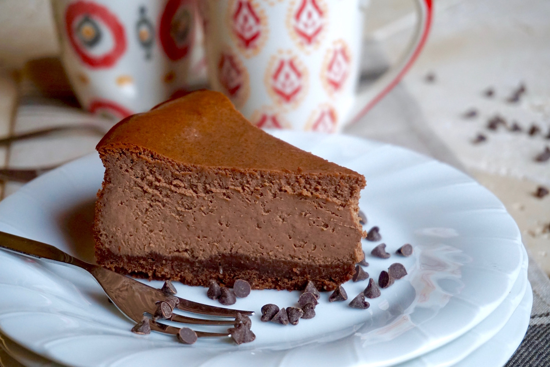 Cheesecake al Cioccolato, Facile e Veloce