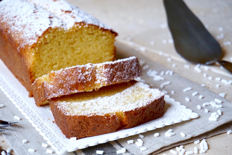 Plumcake al Latte Condensato