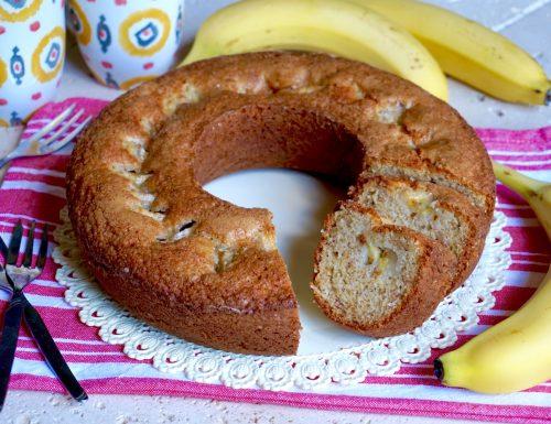 Ciambella alla Banana