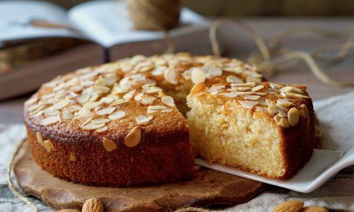 Torta Facile alle Mandorle