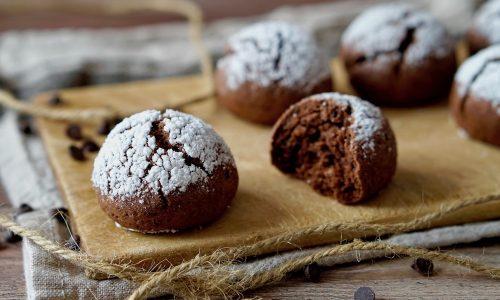 Biscotti Morbidi al Cioccolato