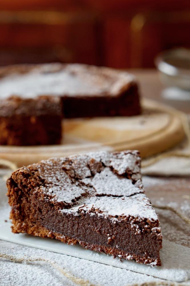 Top Torta alla Nutella 2 Ingredienti - 180°C di Dolcezza NL89