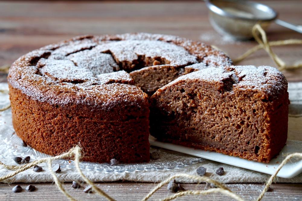 Torta Cremosa al Cioccolato e Ricotta