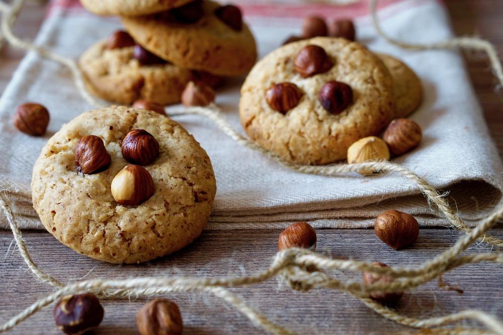 Dolci Da Credenza Biscotti Alle Nocciole : Biscotti alle nocciole °c di dolcezza