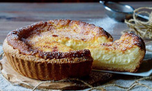 Crostata Morbida al Mascarpone