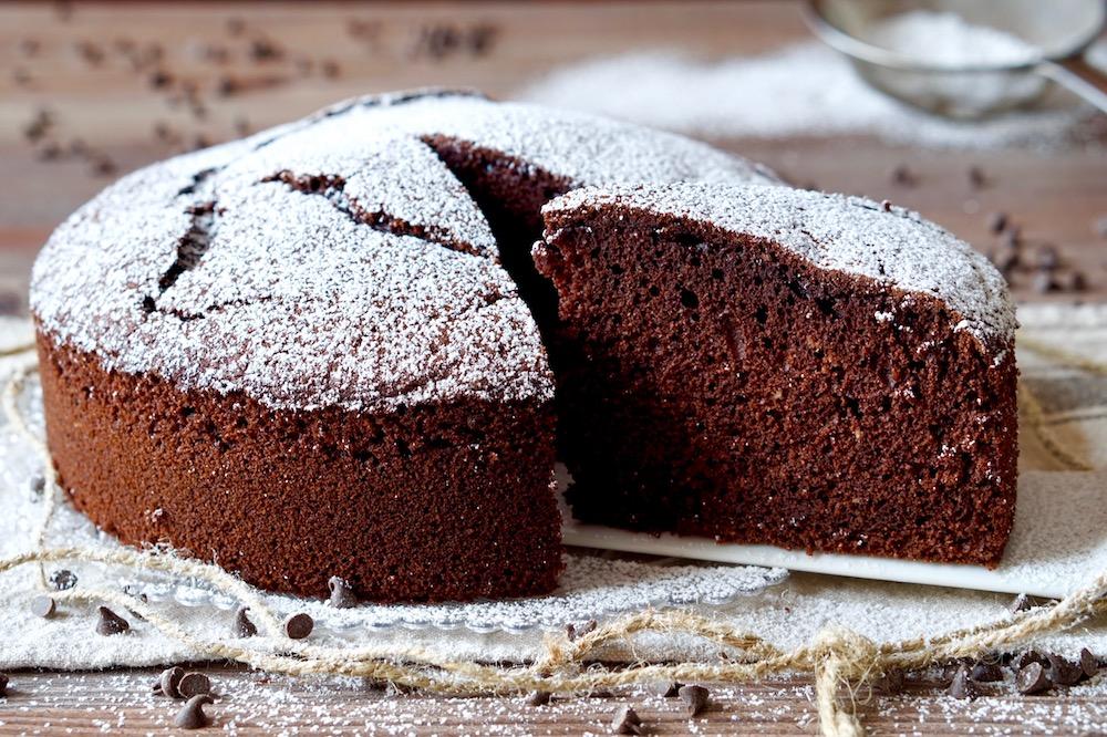Ricetta Torta Al Cioccolato Di Benedetta.Torta Della Suocera Al Cacao Dolci Ricette Di Pietro