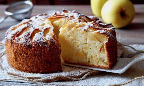 Torta di Mele e Yogurt Senza Bilancia