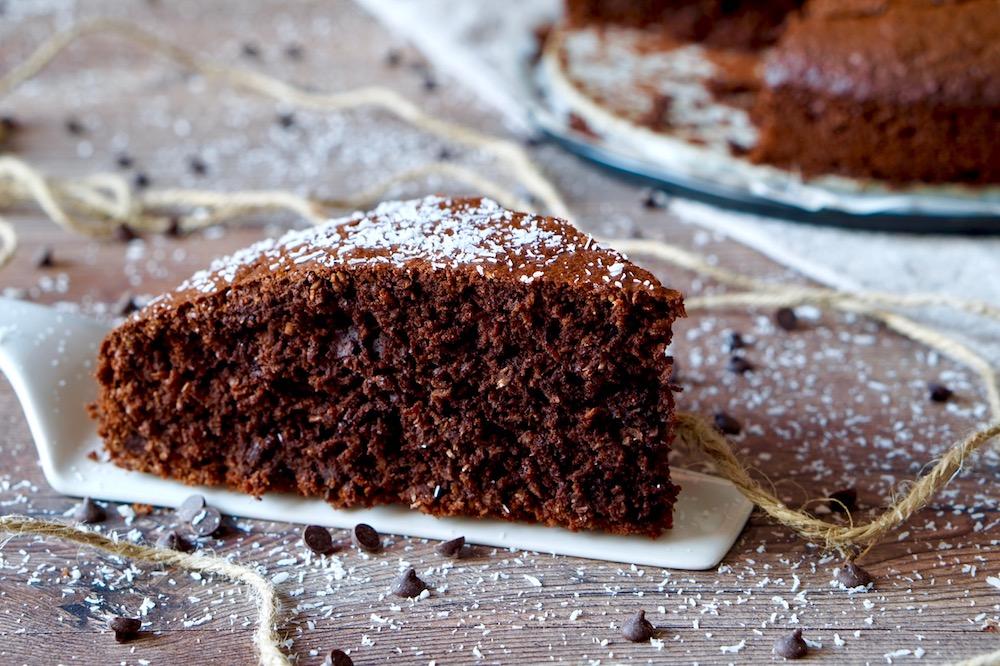 Ricetta Torta Al Cioccolato E Cocco.Torta Al Cocco E Cioccolato Dolci Ricette Di Pietro