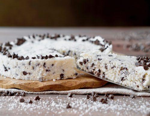 Torta Fredda al Cioccolato e Cocco