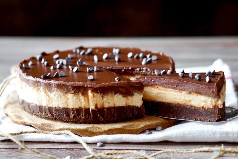 Torta Sacher Senza Cottura