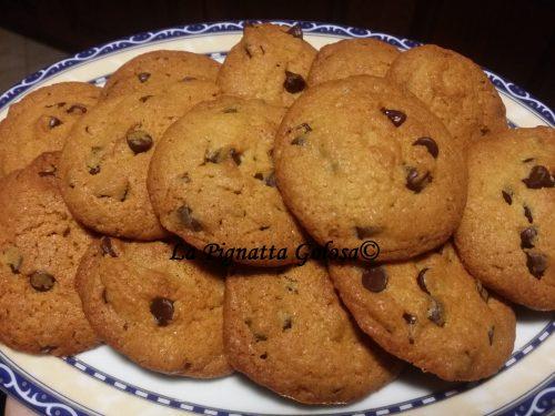 Maryland Chocolate Chip Cookies