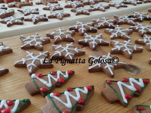 Biscottini Speziati Natalizi