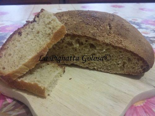 Pane Nero di Castelvetrano a modo mio!