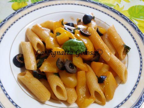 Penne Piccanti con Peperoni e Olive Light