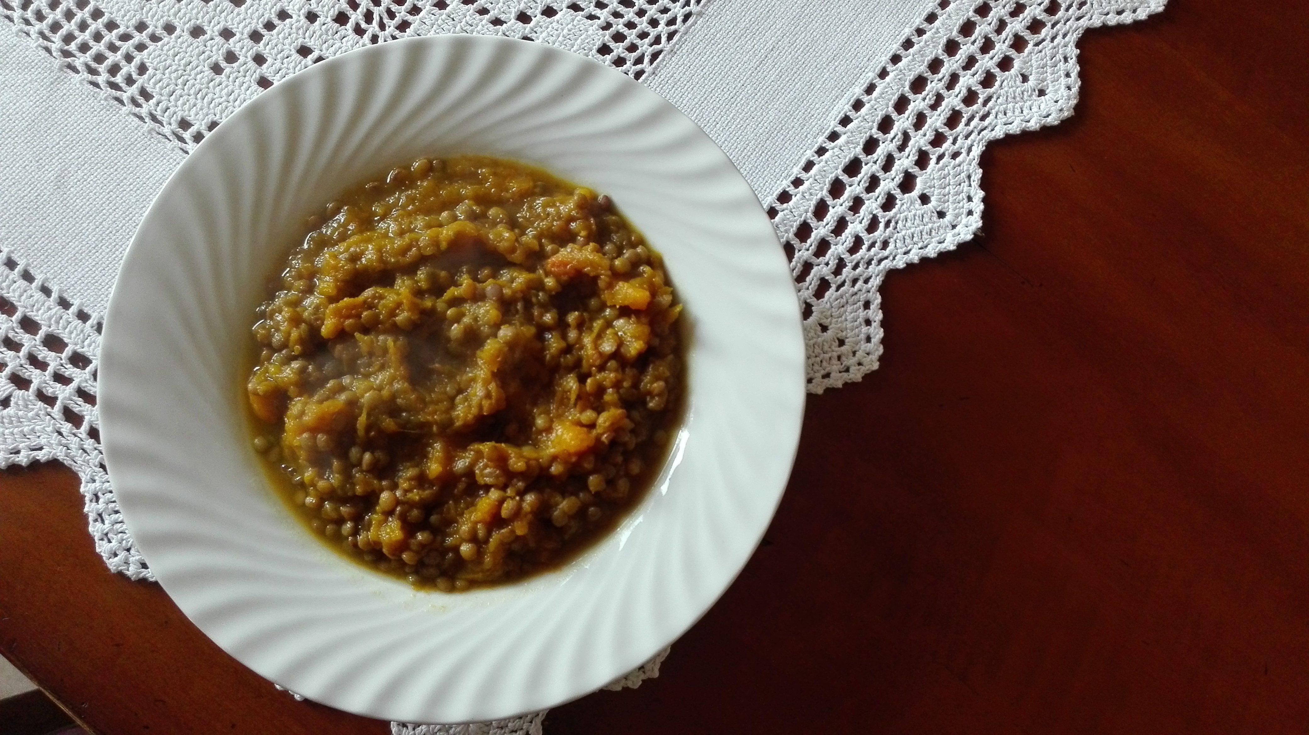 zuppa-zucca-lenticchie