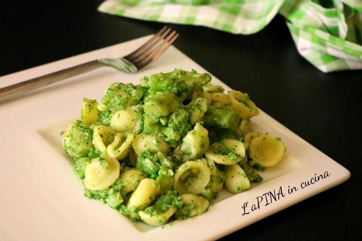 Orecchiette broccoli e peperoncino 3_