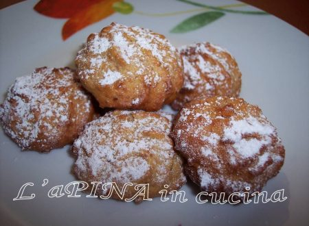 Biscottini integrali al miele