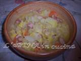 Zuppa di verza con la pancetta 1