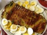 Frittata arrotolata spinaci e ricotta - ricetta passo passo - L'aPINA in cucina