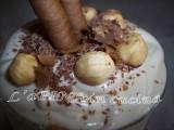 Coppa alla nocciola e cioccolato bianco 3