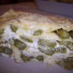 Lasagna con asparagi e ricotta -L'aPINA in cucina