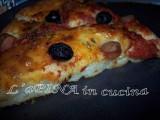 Pizza con il lievito madre 7