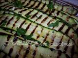 Zucchine Melanzane e funghi grigliati 3