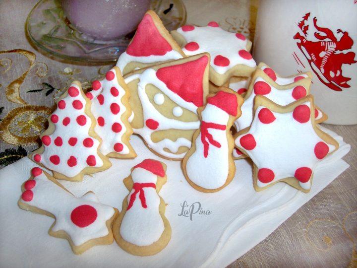 Biscotti natalizi a