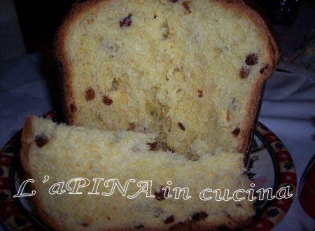 Panettone Milanese – ricetta di Papum