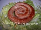 Spiedino di salsiccia 3