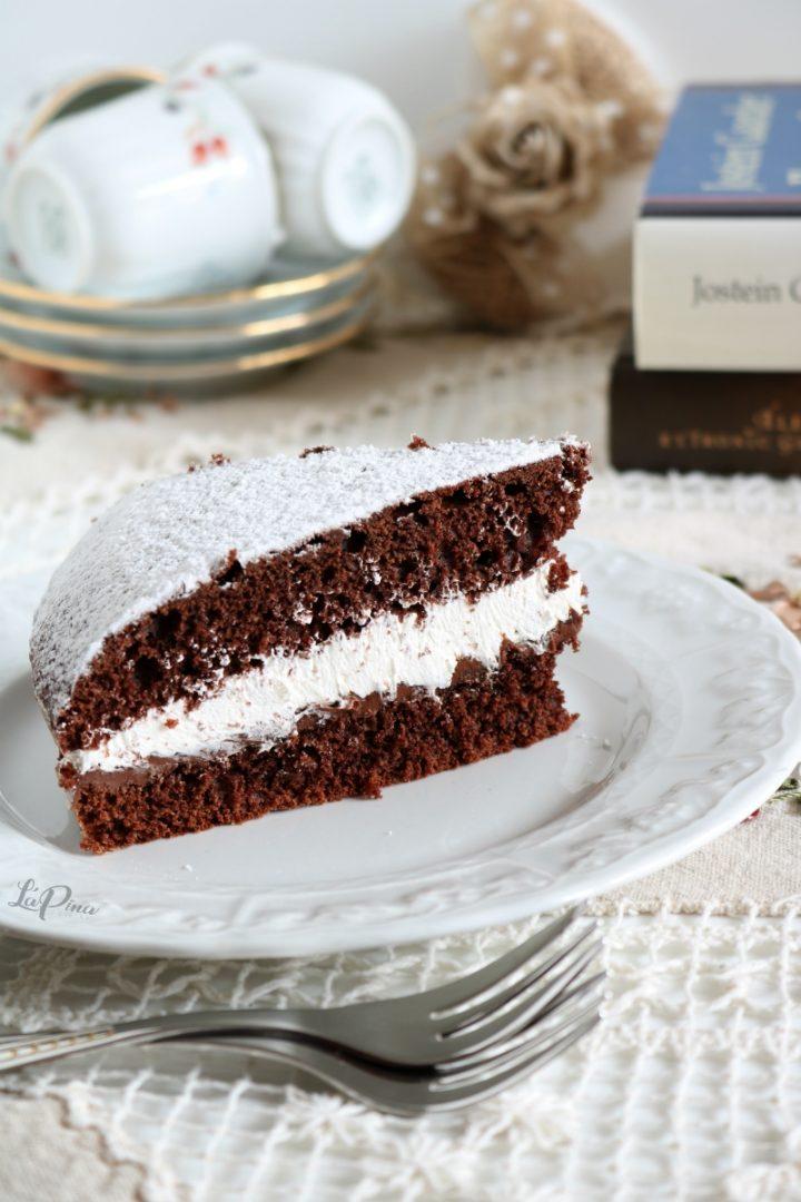 Torta moretta - l'aPina in cucina