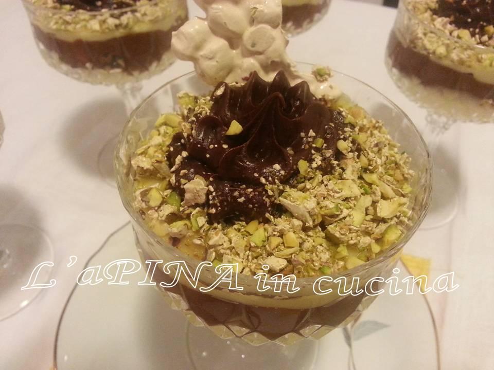 Crema con cioccolato e torrone al pistacchio 3