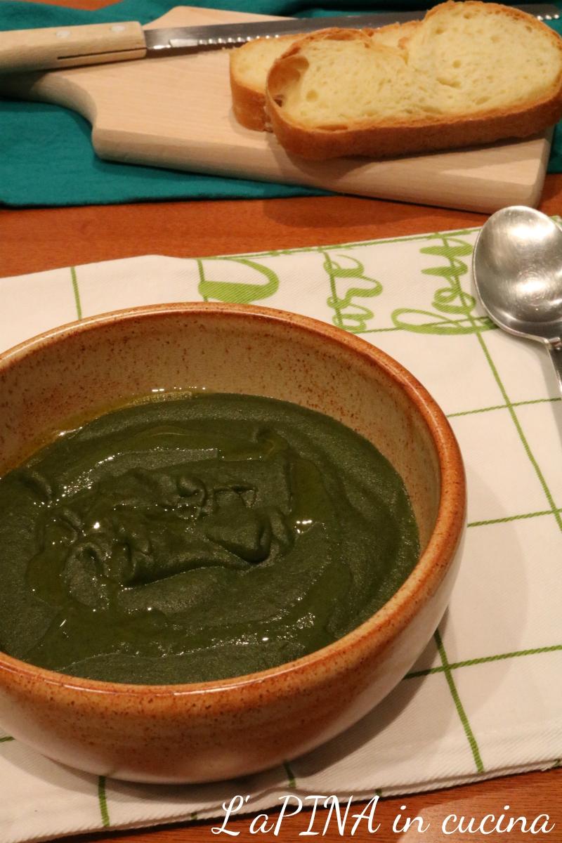 Passato di verdura con spinaci 01_