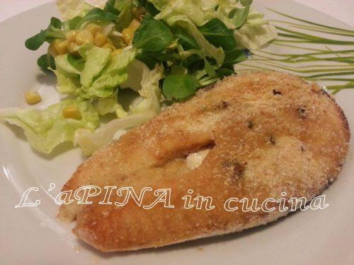 Salmone al forno – ricetta veloce