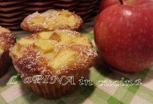 Muffin alle mele….che merenda!
