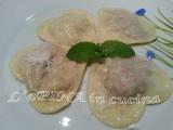 Ravioli di carne profumati alla menta - L'aPINA in cucina