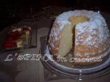 Chiffon Cake o ciambella americana - L'aPINA in cucina