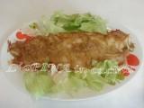 Filetti di dentice in crosta di patate....ricetta passo passo - L'aPINA in cucina