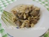 Pasta e carciofi - L'aPINA in cucina