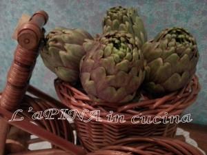 Ricette con i carciofi - L'aPINA in cucina