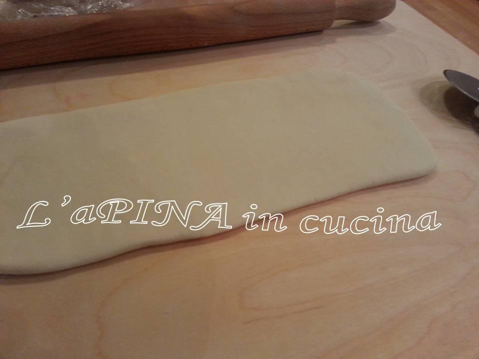 Pasta brise - ricetta passo passo - L'aPINA in cucina