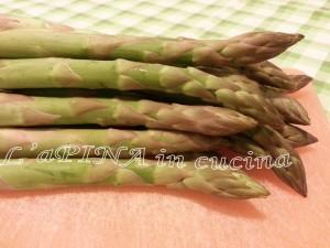 Ricette con gli asparagi - ricette passo passo - L'aPINA in cucina