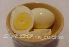Uova sode perfette!!!